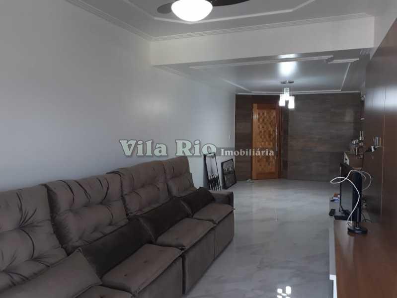 SALA1.2 - Apartamento À VENDA, Vila da Penha, Rio de Janeiro, RJ - VAP30065 - 4