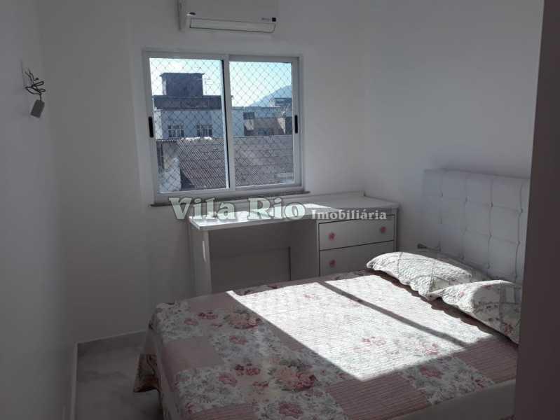 QUARTO1.1 - Apartamento À VENDA, Vila da Penha, Rio de Janeiro, RJ - VAP30065 - 5