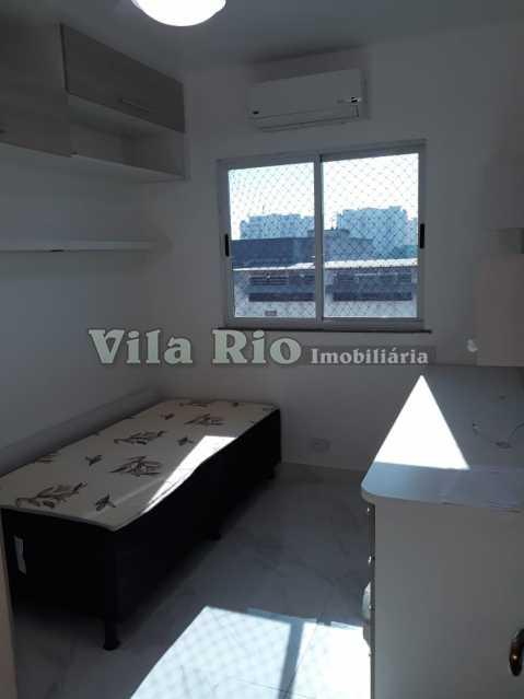 QUARTO2 - Apartamento À VENDA, Vila da Penha, Rio de Janeiro, RJ - VAP30065 - 7