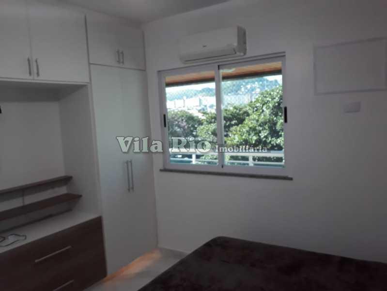 QUARTO3 - Apartamento À VENDA, Vila da Penha, Rio de Janeiro, RJ - VAP30065 - 9