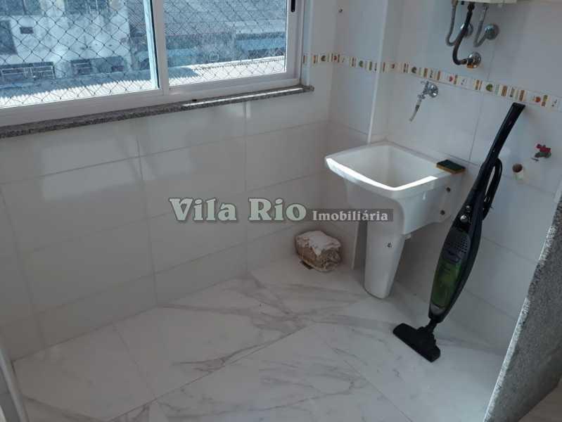 ÁREA - Apartamento À VENDA, Vila da Penha, Rio de Janeiro, RJ - VAP30065 - 10