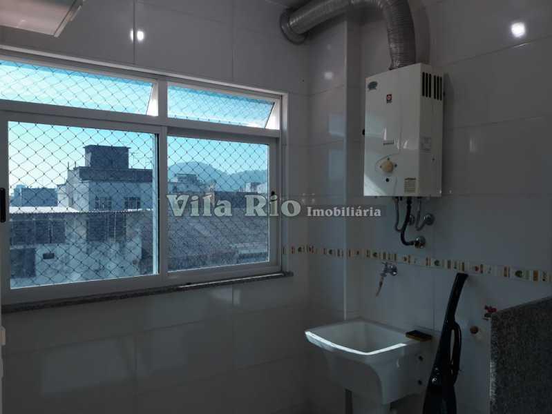 ÁREA1 - Apartamento À VENDA, Vila da Penha, Rio de Janeiro, RJ - VAP30065 - 11