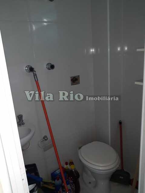 BANHEIRO 3 - Apartamento À VENDA, Vila da Penha, Rio de Janeiro, RJ - VAP30065 - 12