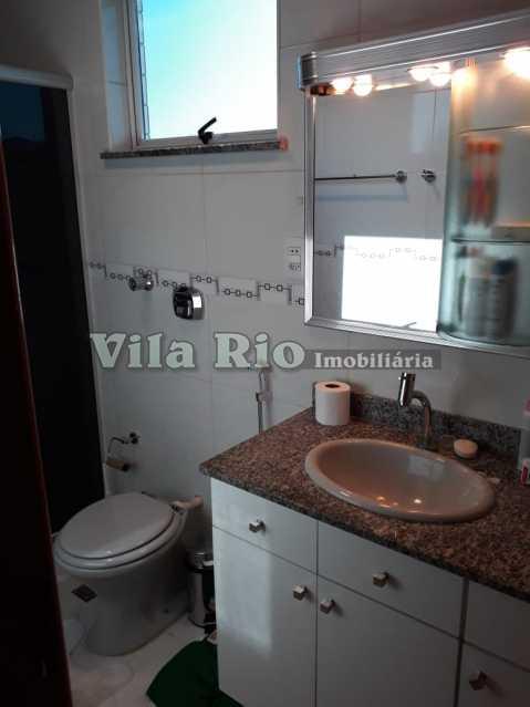 BANHEIRO - Apartamento À VENDA, Vila da Penha, Rio de Janeiro, RJ - VAP30065 - 13