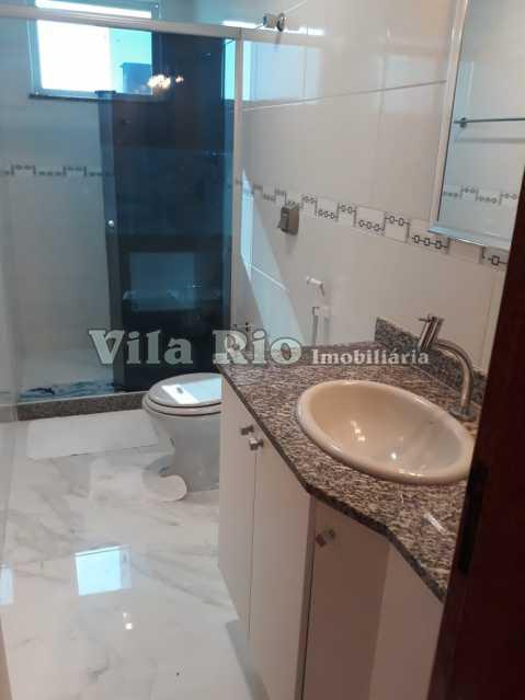 BANHEIRO1 - Apartamento À VENDA, Vila da Penha, Rio de Janeiro, RJ - VAP30065 - 14