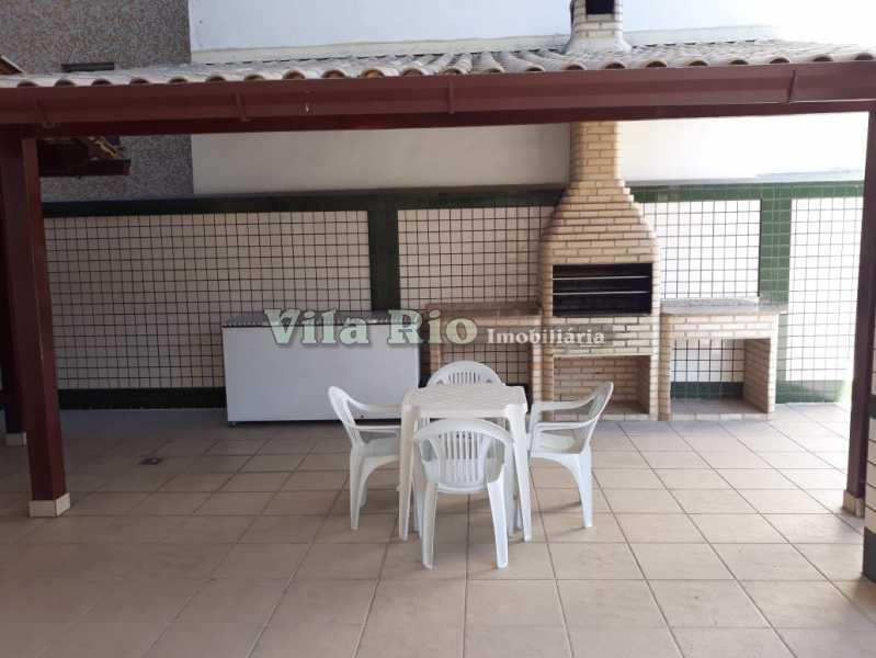 CHURRASQUEIRA - Apartamento À VENDA, Vila da Penha, Rio de Janeiro, RJ - VAP30065 - 16