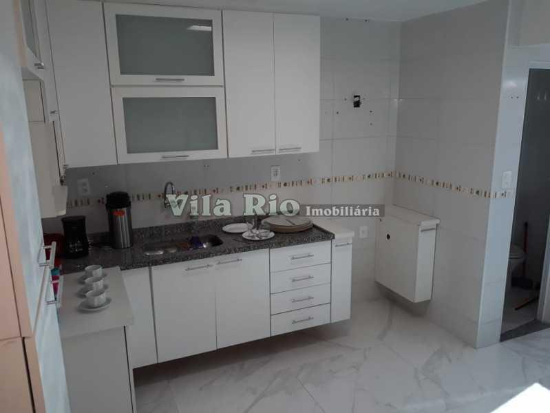 COZINHA - Apartamento À VENDA, Vila da Penha, Rio de Janeiro, RJ - VAP30065 - 18