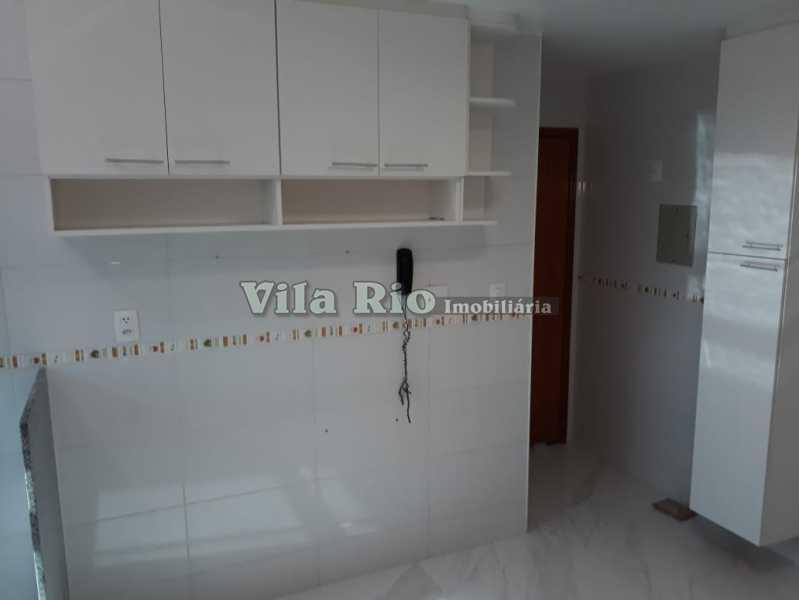 COZINHA1 - Apartamento À VENDA, Vila da Penha, Rio de Janeiro, RJ - VAP30065 - 20