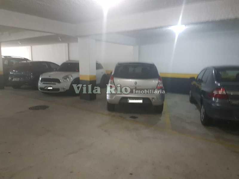 GARAGEM - Apartamento À VENDA, Vila da Penha, Rio de Janeiro, RJ - VAP30065 - 21