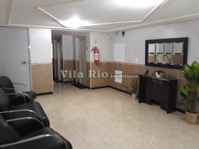 HALL - Apartamento À VENDA, Vila da Penha, Rio de Janeiro, RJ - VAP30065 - 22