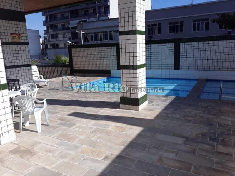 PISCINA1 - Apartamento À VENDA, Vila da Penha, Rio de Janeiro, RJ - VAP30065 - 24