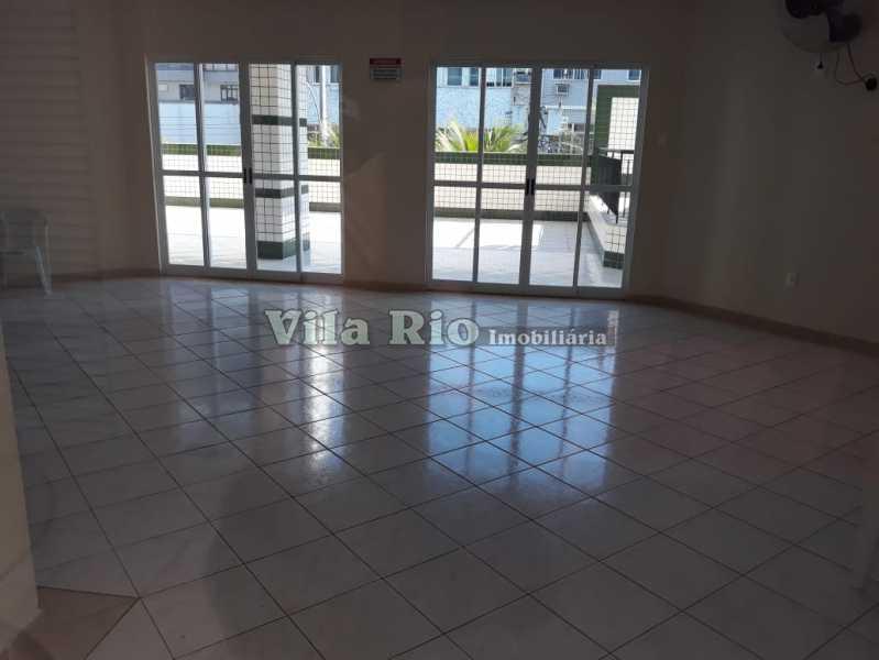 SALÃO FESTAS - Apartamento À VENDA, Vila da Penha, Rio de Janeiro, RJ - VAP30065 - 28