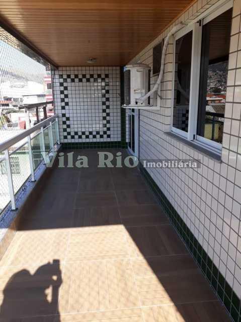 VARANDA1 - Apartamento À VENDA, Vila da Penha, Rio de Janeiro, RJ - VAP30065 - 30