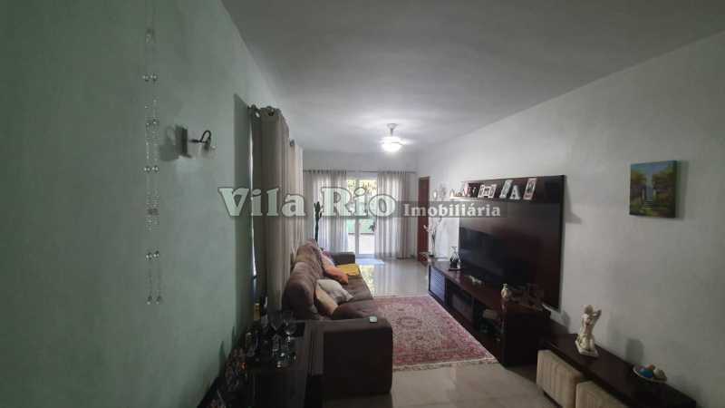 SALA 3 - Casa 3 quartos à venda Vila da Penha, Rio de Janeiro - R$ 795.000 - VCA30023 - 4