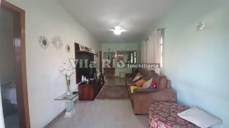 SALA 4 - Casa 3 quartos à venda Vila da Penha, Rio de Janeiro - R$ 795.000 - VCA30023 - 5
