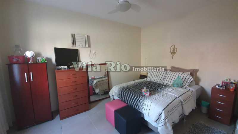 QUARTO 3 - Casa 3 quartos à venda Vila da Penha, Rio de Janeiro - R$ 795.000 - VCA30023 - 7