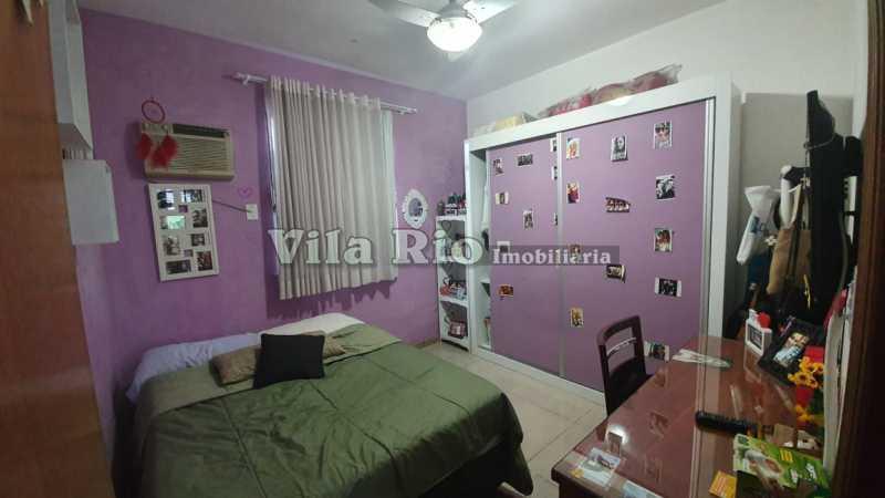 QUARTO - Casa 3 quartos à venda Vila da Penha, Rio de Janeiro - R$ 795.000 - VCA30023 - 8