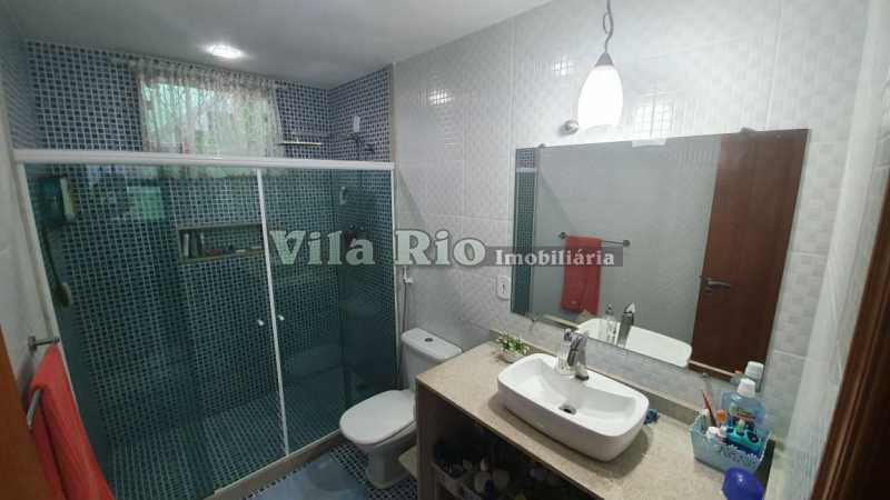 BANHEIRO 2 - Casa 3 quartos à venda Vila da Penha, Rio de Janeiro - R$ 795.000 - VCA30023 - 9