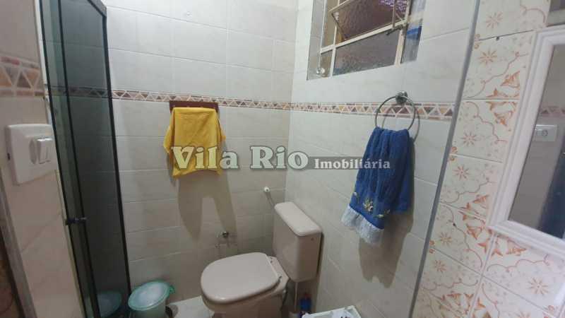 BANHEIRO - Casa 3 quartos à venda Vila da Penha, Rio de Janeiro - R$ 795.000 - VCA30023 - 10