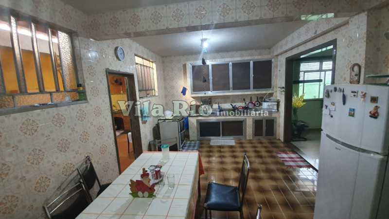 COZINHA 3 - Casa 3 quartos à venda Vila da Penha, Rio de Janeiro - R$ 795.000 - VCA30023 - 12