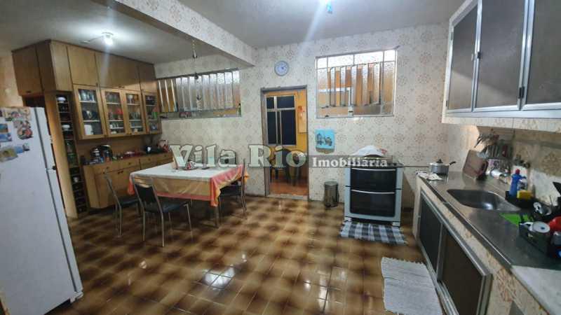 COZINHA - Casa 3 quartos à venda Vila da Penha, Rio de Janeiro - R$ 795.000 - VCA30023 - 13