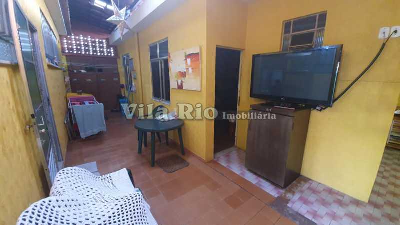 CHURRASQUEIRA 2 - Casa 3 quartos à venda Vila da Penha, Rio de Janeiro - R$ 795.000 - VCA30023 - 14