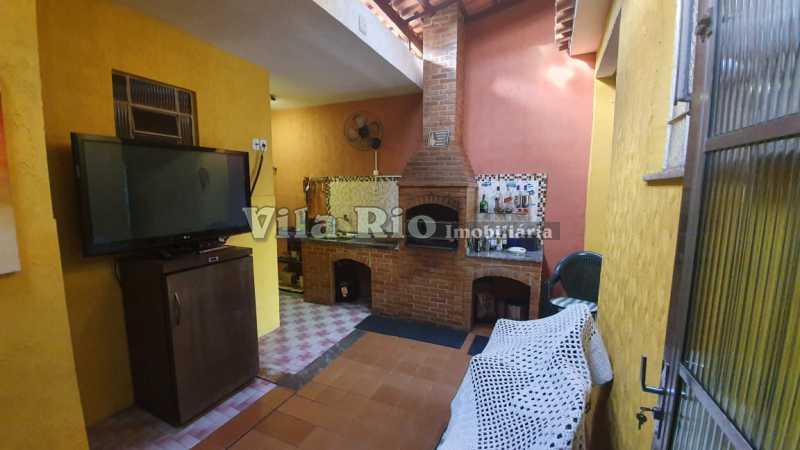 CHURRASQUEIRA - Casa 3 quartos à venda Vila da Penha, Rio de Janeiro - R$ 795.000 - VCA30023 - 15