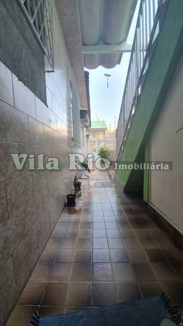CIRCULAÇÃO 2 - Casa 3 quartos à venda Vila da Penha, Rio de Janeiro - R$ 795.000 - VCA30023 - 16