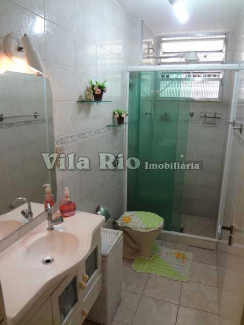 banheiro social.1 - Apartamento 2 quartos à venda Irajá, Rio de Janeiro - R$ 220.000 - VAP20245 - 17
