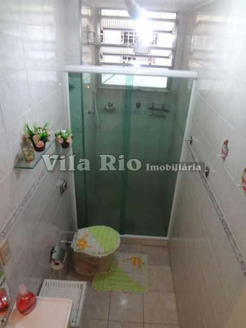 banheiro social.2 - Apartamento 2 quartos à venda Irajá, Rio de Janeiro - R$ 220.000 - VAP20245 - 18