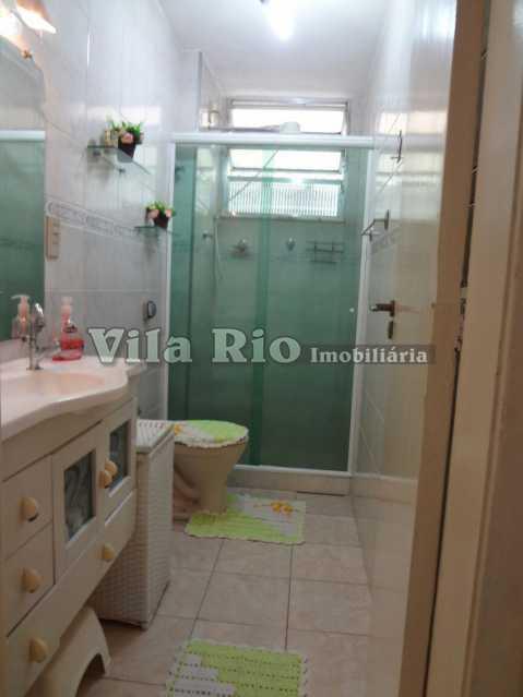 banheiro social.3 - Apartamento 2 quartos à venda Irajá, Rio de Janeiro - R$ 220.000 - VAP20245 - 19
