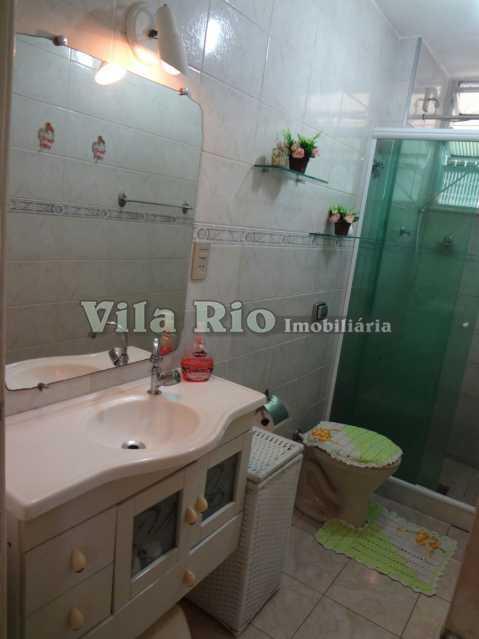 banheiro social - Apartamento 2 quartos à venda Irajá, Rio de Janeiro - R$ 220.000 - VAP20245 - 20