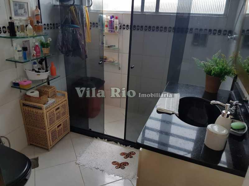 BANHEIRO - Apartamento 3 quartos à venda Penha Circular, Rio de Janeiro - R$ 248.000 - VAP30067 - 11
