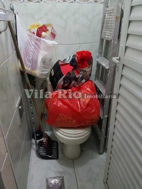 BANHEIRO DE EMPREGADA - Apartamento 3 quartos à venda Penha Circular, Rio de Janeiro - R$ 248.000 - VAP30067 - 12