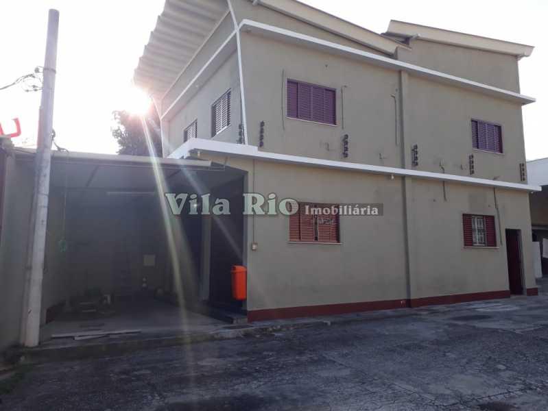 Prédio da administração - Galpão 517m² à venda Oswaldo Cruz, Rio de Janeiro - R$ 2.500.000 - VGA00012 - 1