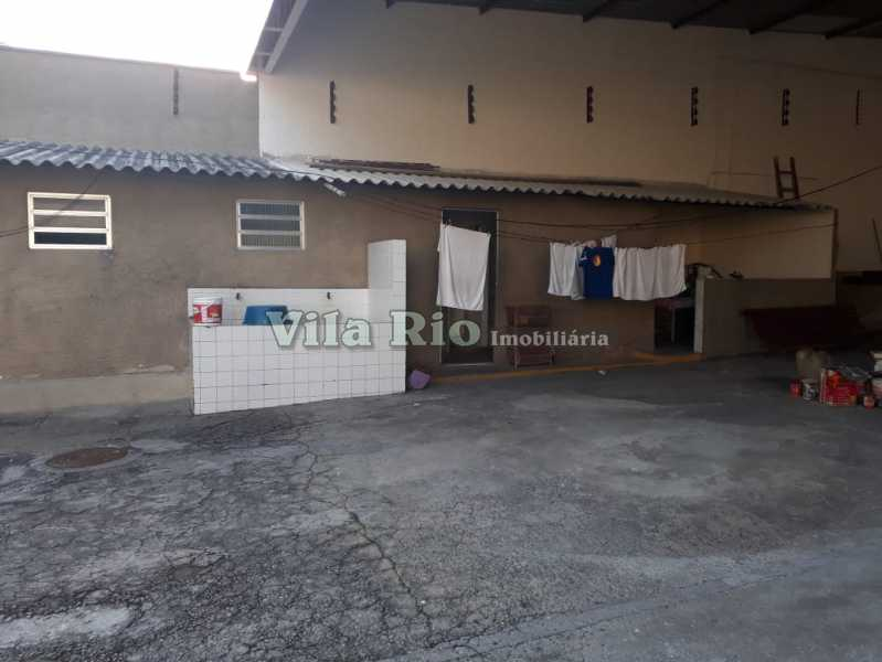 Área externa.2 - Galpão 517m² à venda Oswaldo Cruz, Rio de Janeiro - R$ 2.500.000 - VGA00012 - 6