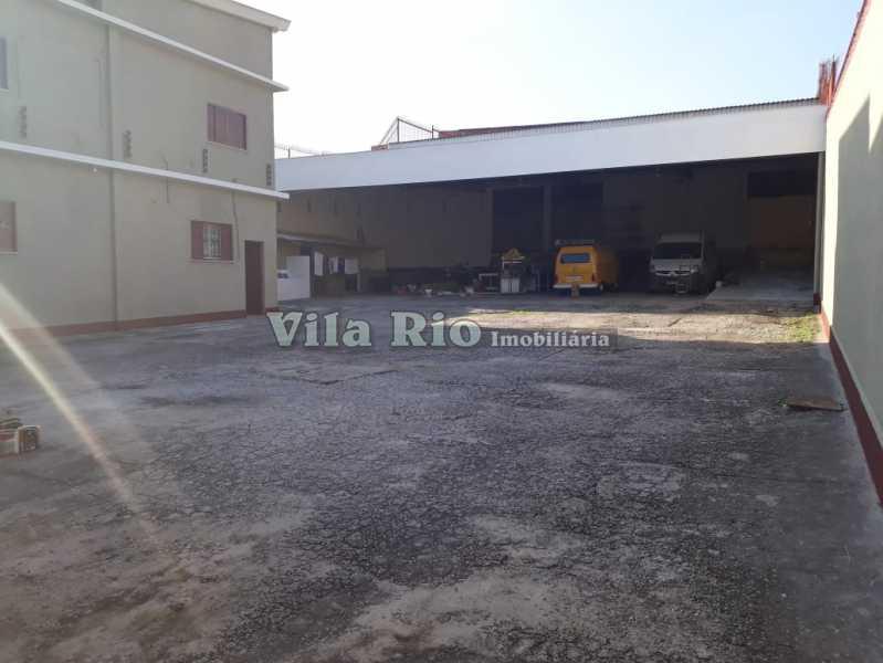 Área externa.4 - Galpão 517m² à venda Oswaldo Cruz, Rio de Janeiro - R$ 2.500.000 - VGA00012 - 8