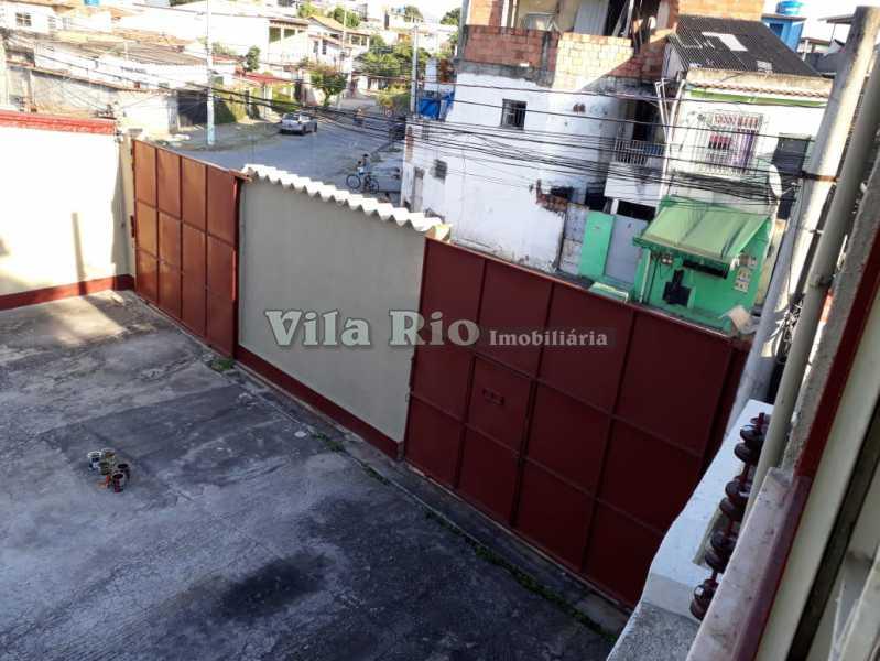 Área externa - Galpão 517m² à venda Oswaldo Cruz, Rio de Janeiro - R$ 2.500.000 - VGA00012 - 9