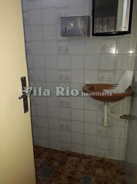 Banheiro 1 - Galpão 517m² à venda Oswaldo Cruz, Rio de Janeiro - R$ 2.500.000 - VGA00012 - 10