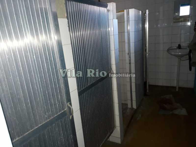 Vestiário - Galpão 517m² à venda Oswaldo Cruz, Rio de Janeiro - R$ 2.500.000 - VGA00012 - 24