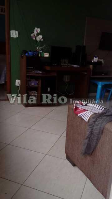 SALA - Apartamento 2 quartos à venda Cordovil, Rio de Janeiro - R$ 450.000 - VAP20251 - 4
