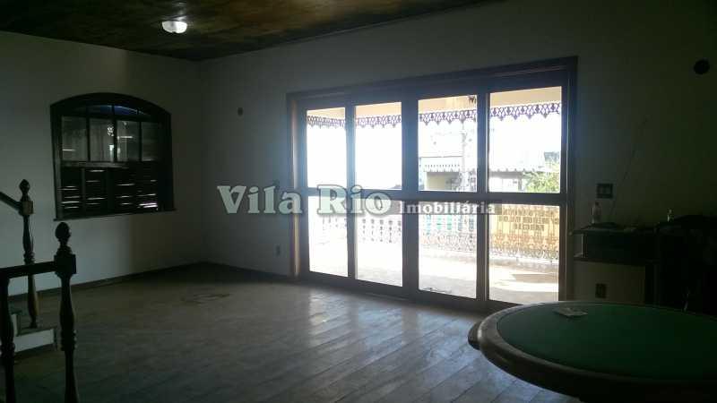 SALA 1 - Casa 4 quartos à venda Vila da Penha, Rio de Janeiro - R$ 780.000 - VCA40012 - 1