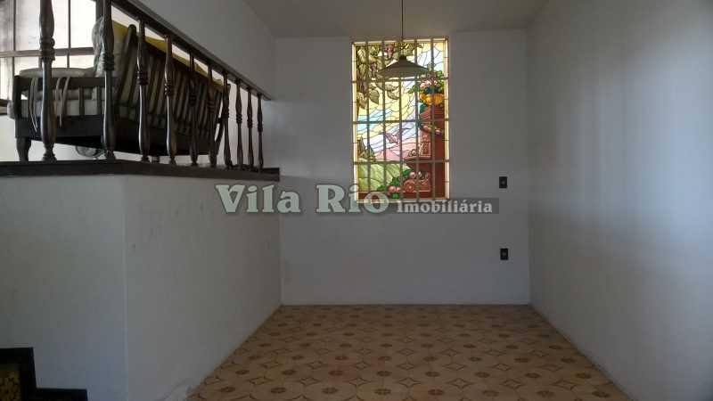 SALA 2 - Casa 4 quartos à venda Vila da Penha, Rio de Janeiro - R$ 780.000 - VCA40012 - 3