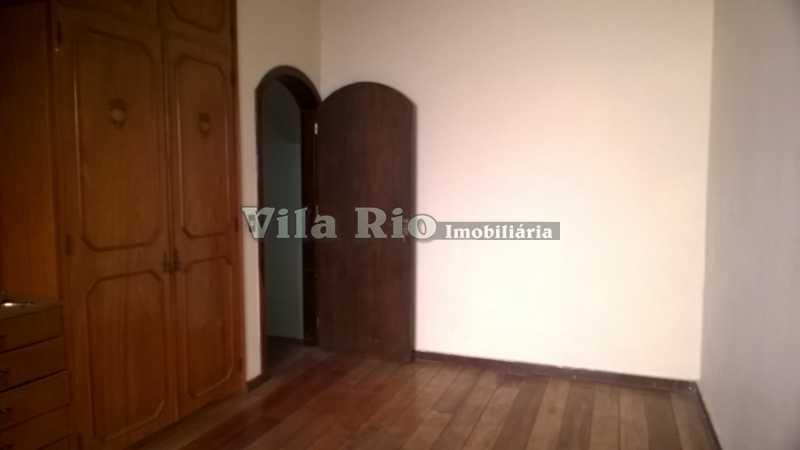 QUARTO 1 - Casa À VENDA, Vila da Penha, Rio de Janeiro, RJ - VCA40012 - 12