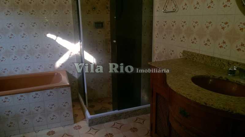 BANHEIRO 2 - Casa 4 quartos à venda Vila da Penha, Rio de Janeiro - R$ 780.000 - VCA40012 - 15