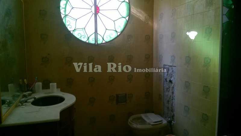 BANHEIRO 3 - Casa 4 quartos à venda Vila da Penha, Rio de Janeiro - R$ 780.000 - VCA40012 - 16