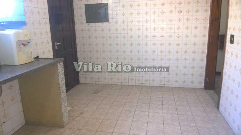 COZINHA 1 - Casa 4 quartos à venda Vila da Penha, Rio de Janeiro - R$ 780.000 - VCA40012 - 18