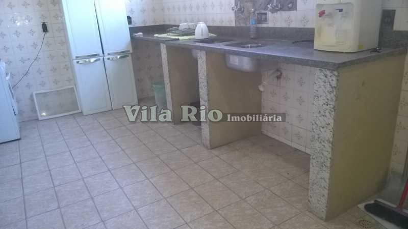 COZINHA 2 - Casa 4 quartos à venda Vila da Penha, Rio de Janeiro - R$ 780.000 - VCA40012 - 19