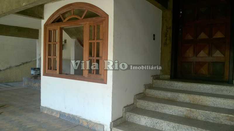 ENTRADA - Casa 4 quartos à venda Vila da Penha, Rio de Janeiro - R$ 780.000 - VCA40012 - 22