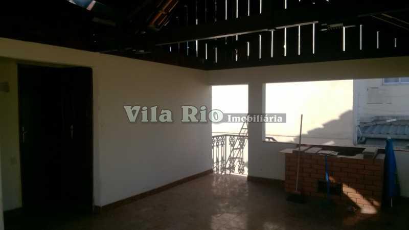 TERRAÇO 1 - Casa 4 quartos à venda Vila da Penha, Rio de Janeiro - R$ 780.000 - VCA40012 - 27